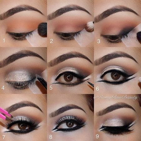 Maquiagem Árabe 4